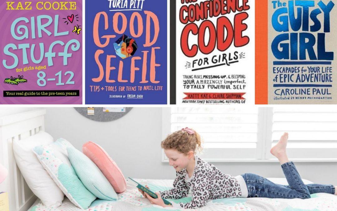 Books to build confident girls