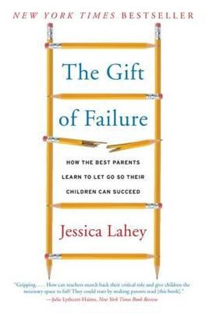 The Gift of Failure Book
