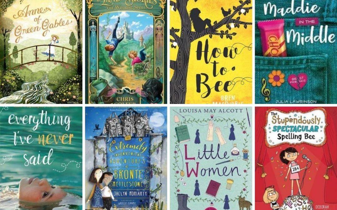 Great books for tween girls
