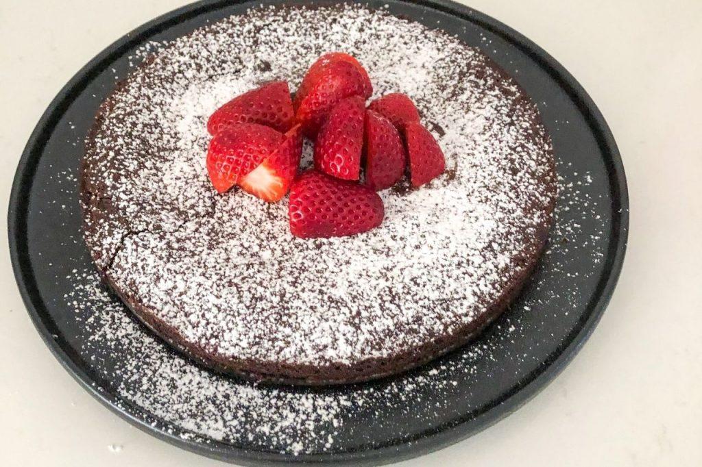 Swedish Chocolate Cake